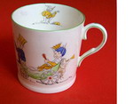 Paragon China Mug by J. A. Robinson - (Sold)